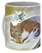 Mary's Cats Coffee Mug