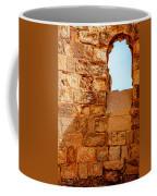 Masada Fortress Coffee Mug