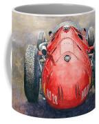Maserati 250f Back View Coffee Mug