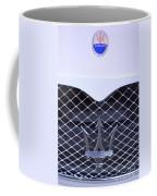 Maserati Emblems Coffee Mug