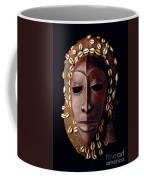 Mask From Ivory Coast Coffee Mug