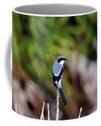 Masked Bird Coffee Mug