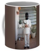 Masked First Communion Coffee Mug
