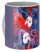 Masks 3 Coffee Mug