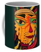 Masks We Wear - Face Coffee Mug