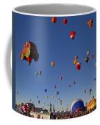 Mass Ascension Coffee Mug