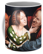 Massays' Ill Matched Lovers Or Badly Matched Lovers Coffee Mug