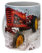 Massey Harris Mustang Coffee Mug