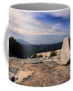 Massive Glacial Erratic Coffee Mug