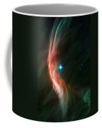 Massive Star Makes Waves Coffee Mug by Adam Romanowicz