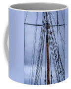 Mast And Rigging Series Number Two Coffee Mug
