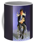 Master Alex With Flippy Coffee Mug