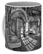 Master Bedroom At Fonthill Castlebw Coffee Mug