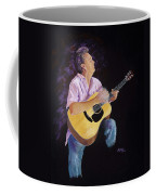 Master In The Spotlight Coffee Mug