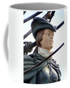 Masthead Of The Late Bounty Coffee Mug