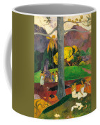 Mata Mua.in Olden Times Coffee Mug