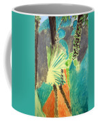 Matisse's Palm Leaf In Tangier Coffee Mug