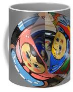 Matryoshka Egg Coffee Mug