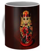 Matryoshka Little Matron Coffee Mug