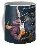 Musician Matt Turk Coffee Mug