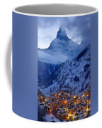 Matterhorn At Twilight Coffee Mug