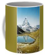 Matterhorn Cervin Reflection Coffee Mug