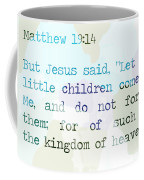 Matthew 19 Coffee Mug