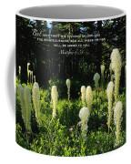 Matthew 6 Coffee Mug