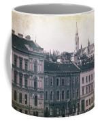 Matthias Church And Vizivaros Coffee Mug