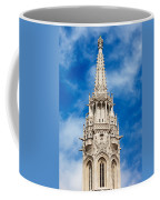 Matthias Church Bell Tower In Budapest Coffee Mug