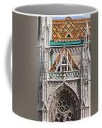 Matthias Church In Budapest Coffee Mug