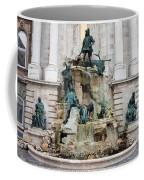 Matthias Fountain In Budapest Coffee Mug