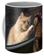 Matty And Rooster #1 Coffee Mug