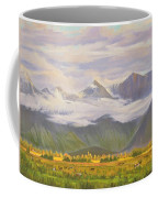 Matukituki Valley Coffee Mug