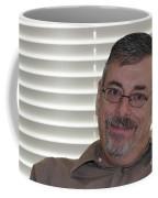 Mature Man Looking At Viewer Coffee Mug