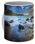 Maui Dawn Coffee Mug by Inge Johnsson