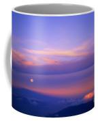 Maui Full Moonset At Sunrise II Coffee Mug