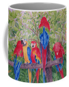 Maui Macaws Coffee Mug