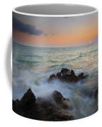 Maui Tidal Swirl Coffee Mug by Mike  Dawson