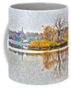 Maumee River Looking Toward Perrysburg Coffee Mug