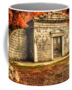 Mausoleum Coffee Mug by Bob Orsillo