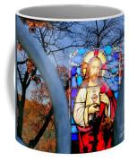 Mausoleum Door Coffee Mug