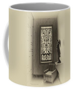 Mausoleum Stained Glass 02 Coffee Mug