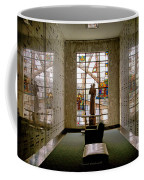 Mausoleum Stained Glass 04 Coffee Mug