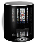 Mausoleum Stained Glass 05 Coffee Mug