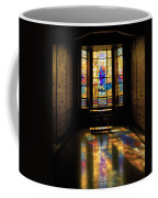 Mausoleum Stained Glass 06 Coffee Mug