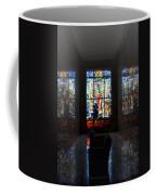 Mausoleum Stained Glass 07 Coffee Mug