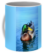 Maverick Mallard Coffee Mug