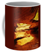 Maverick Natural Bridge Coffee Mug