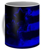 Max Americana In Blue Coffee Mug